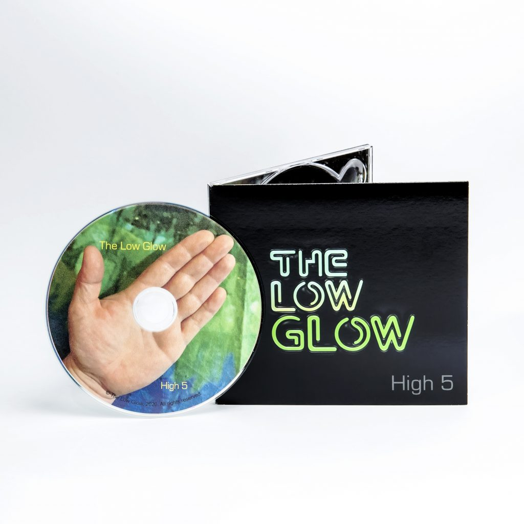 High 5 EP on CD